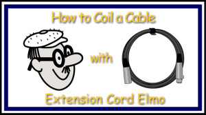 cable coiling video